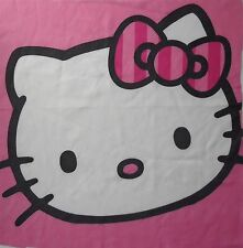 HELLO KITTY-VISO-grandi dimensioni 45 x 45 Cuscino Camera Da Letto
