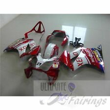 2002-2012 Honda VFR800 Fairings Kit Bodywork Set Xerox racing, US service center