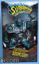 SDCC 2014 DC Mattel Classics Doomsday Prison Suit Superman MOS #18 Window Box