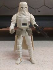 Star Wars Snowtrooper Kenner POTF 1997 Excellent Condition Original Accessories