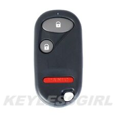 New Replacement Keyless Entry Remote Key Fob Clicker Transmitter  NHVWB1U523/521