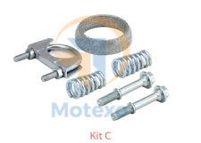 FK91972C Exhaust Fitting Kit for Petrol Catalytic Converter BM91972 BM91972H