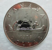 1978 CANADA VOYAGEUR DOLLAR PROOF-LIKE COIN
