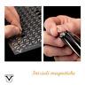 Visconti My pen system initials, iniziali lettere magnetiche cappuccio penna