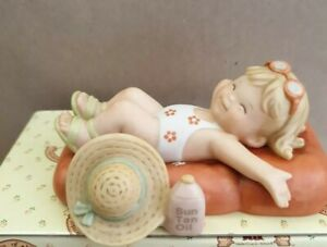 """Mabel Lucie Attwell, memories of yesterday 1997  """"This is the life"""" .New~ Boxed"""