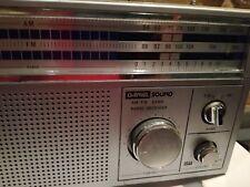 Daniel Sound am/fm radio receiver anni 70 mod. DS-3200 vintage introvabile
