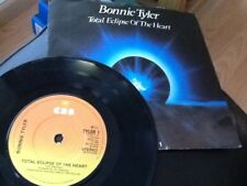 BONNIE TYLER total eclipse of the Heart. 1982. U.K. No.1 Hit Nr Comme neuf