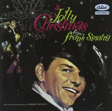 A Jolly Christmas from Frank Sinatra 1957 holiday album ORIGINAL Record CD