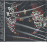 CD ♫ Compact disc **BACCINI ♦ STASERA TEATRO** nuovo sigillato