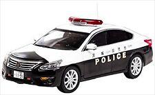 RAI'S 1/43 Nissan Teana (L33) 2016 Police Car Diecast Model H7431606