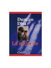 Lo Mejor de Duncan Dhu Learn to Play Christmas Present Gift MUSIC BOOK Guitar