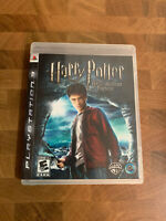 Harry Potter and the Half-Blood Prince PlayStation 3 PS3 Complete Flawless