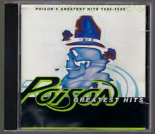 Poison, Greatest Hits 1986-1996,  - CD ALBUM, 1996