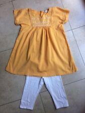 Blouse et legging Vertbaudet taille 10 ans