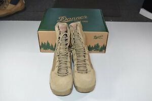 """Danner TFX-8"""" - ADF Combat Boots Tan - Style 24315 - Size 9 AU *NEW IN BOX"""""""