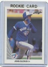 1990 Leaf John Olerud Rookie Card RC #237 Mint (Toronto Blue Jays)