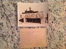 1944 WWII photo Nazi Germans Artillery Dutch Coast Slug Flak Battery Bombers