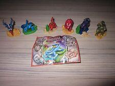 Überraschungsei Figuren Kleine Giganten Dinos Saurier Auswahl Einzelfiguren 2002