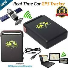 Real Time Car GPS Tracker Tracking Device Locator Magnetic TK102B Tool UK