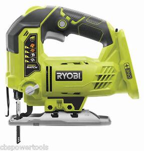 Ryobi R18JS-0 One+ 18V Jigsaw with Flush Cut ( Naked Body Only )