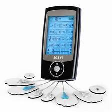Électrostimulateur Musculaire et Anti Douleur 16 programmes Massage 8 électrodes