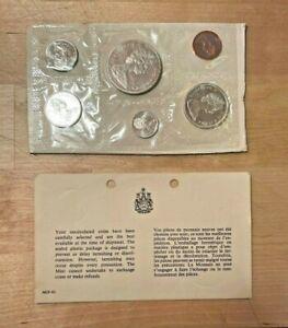 1965 Canada Mint Set in original packaging, paperwork 99c NO RESERVE