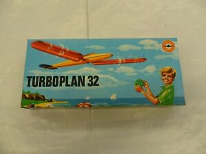 TURBOPLAN 32 GUNTHER FLUGSPIELE MADE IN W. GERMANY vintage ANNI 80