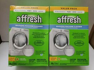 Affresh W10549846 Washer Cleaner Carton 5 Tablets (2 packts)