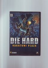 Die Hard: Nakatomi Plaza-PC de jeu rapide Post-Original & Complet-Très bon état