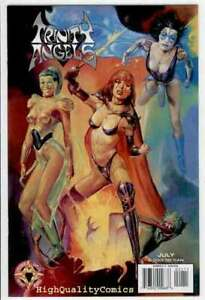 TRINITY ANGELS #1, NM, 3 Sisters, Good girls, Femmes, more indies in store