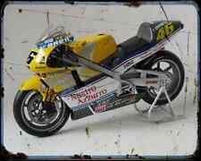 Honda Nsr500 2000 A4 Photo Print Motorbike Vintage Aged