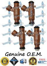 Best Upgrade Genuine OEM Kia 4x Fuel Injectors 9260930008 0K2A5-13250 1.8L