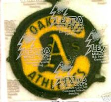 OAKLAND ATHLETICS LEXTRA PATCH