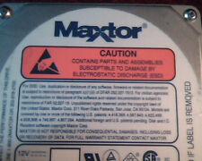 Hard Disk Drive IDE Maxtor 7540AV 08P2 07P1 01P1 C,Z,C