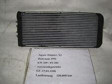 Jaguar Daimler XJ8 Bj. 1998 Klimakühler Heizungskühler