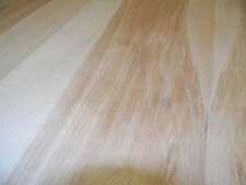 Aspen Raw Wood Veneer Sheets 7.5 x 29 inches 1/42nd thick                AS12251