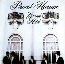 PROCOL HARUM - Grand Hotel (NEW Import CD+ bonus tracks, 2000, Repertoire)