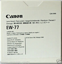 Canon EW-77 Lens Hood for EF 8-15mm F4L Fisheye USM