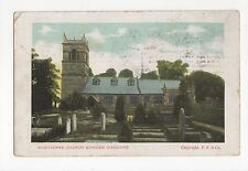 Rostherne Church Bowdon Postcard, A495a