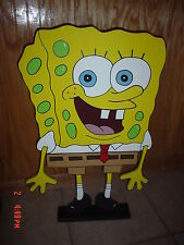 Sponge Bob stand up children's birthday party decorations supplies