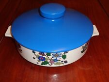 Midwinter Staffordshire ALPINE BLUE By Jessie Tait Lidded Tureen #2