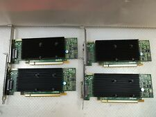 - 4x MATROX M9140-E512LAF M9140 LP PCIE X16 512MB GRAPHIC CARD @@@