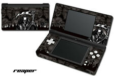 Skin Decal Wrap for Nintendo DSI Gaming Handheld Sticker REAPER BLACK