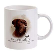 Howard Robinson Chocolate Labrador High Quality Dog Breed Ceramic Mug Ideal Gift