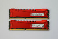 16GB Kingston HyperX Savage DDR3 Memory 2133MHz CL11 PC3-17000 2x HX321C11SR/8