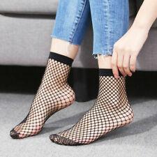 H&M Black Fishnet ankle socks (NEW)