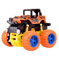 Monster Friction Powered Truck Pull Back Vehicles Kids Car Vehicle Toy Gifts