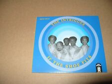 The Intrigues If The Shoe Fits 6 Track cd Digipak 2017 New And Sealed