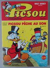 **   PICSOU MAGAZINE   n°41    **  1975  ETAT NEUF!