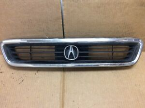 91 92 93 Acura Legend 4DR Front Grille Assy With The Moulding And Emblem OEM